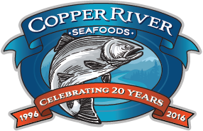 Copper River Seafoods logo